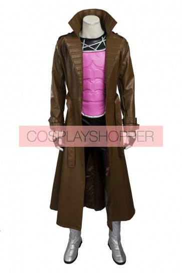 Gambit Cosplay Costume