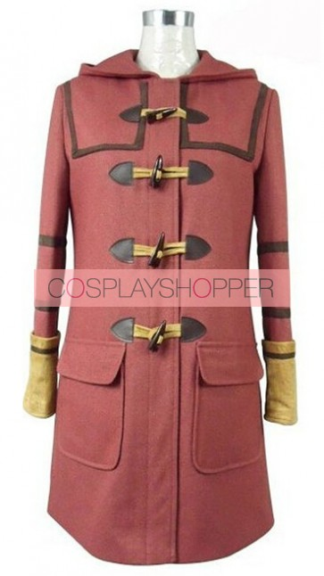 Future City No.6 Shion Cosplay Costume
