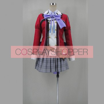The Legend of Heroes: Trails of Cold Steel Fie Claussell Uniform Cosplay Costume