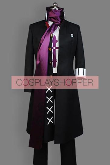 Danganronpa 2: Goodbye Despair Gundham Tanaka Cosplay Costume