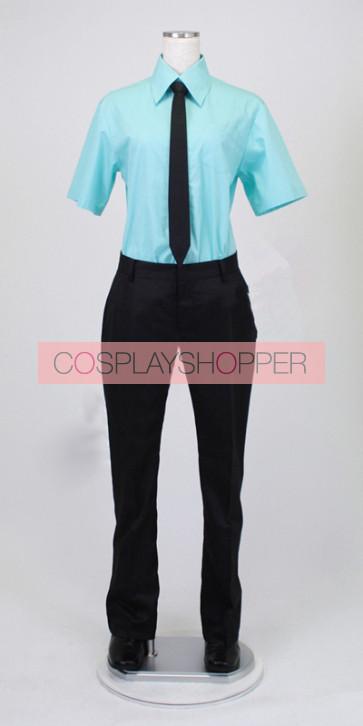 Kuroko no Basuke Teiko Middle School Summer Uniform Cosplay Costume