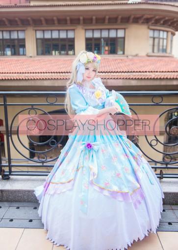 Love Live! Kotori Minami Ball Ver. Cosplay Costume
