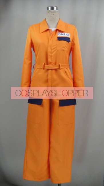 Girls und Panzer Satoko Nakajima Cosplay Costume