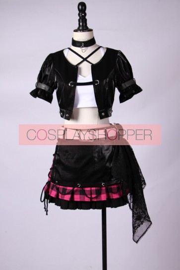 Love Live! Nico Yazawa Rock Ver. Cosplay Costume