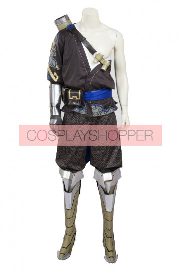 Overwatch Hanzo Cosplay Costume