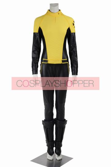 X-men Deadpool Selene Cosplay Costume