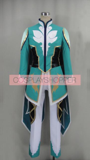 Tales of Zestiria Mikleo Cosplay Costume