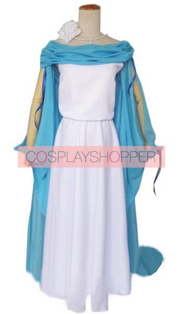 Future City No.6 Nezumi Female Cosplay Costume