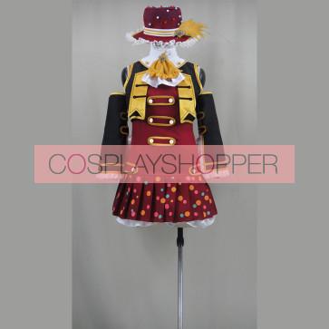 Love Live! SR Honoka Kosaka Valentine's Ver. Cosplay Costume