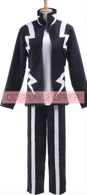 My Hero Academia Denki Kaminari Cosplay Costume