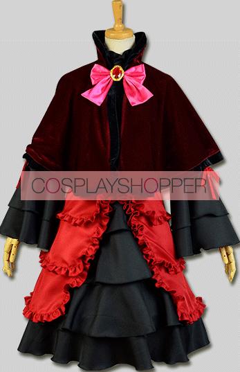 K: Missing Kings Kushina Anna Cosplay Costume