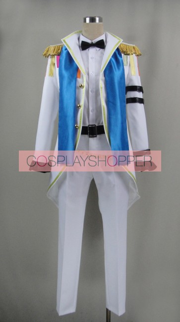 IDOLiSH7 Re:vale Yuki Cosplay Costume