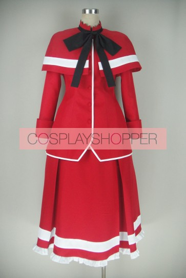 Mobile Suit Gundam: Iron-Blooded Orphans Kudelia Aina Bernstein Cosplay Costume