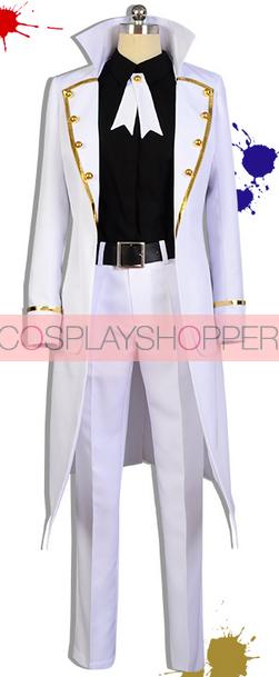 K Project: Return of Kings Yashiro Isana Cosplay Costume