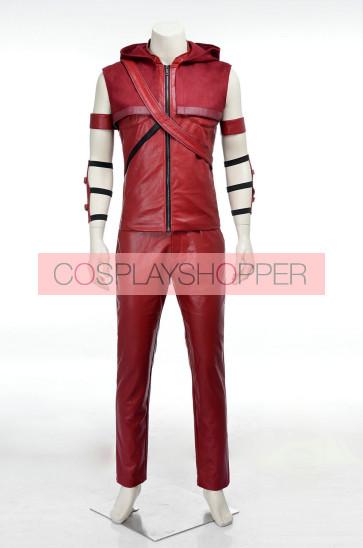 Arrow Roy Harper Cosplay Costume
