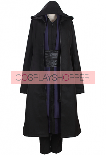 Star Wars Jedi Knight Uniform Cosplay Costume