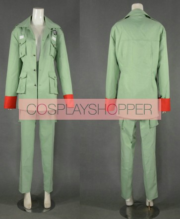 Katekyo Hitman Reborn! Colonello Cosplay Costume
