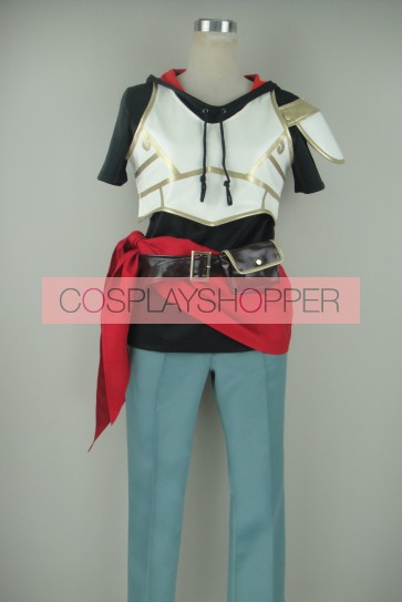 RWBY 4 Jaune Arc Cosplay Costume