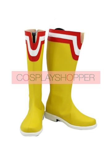 My Hero Academia Boku no Hiro Akademia All Might Cosplay Boots