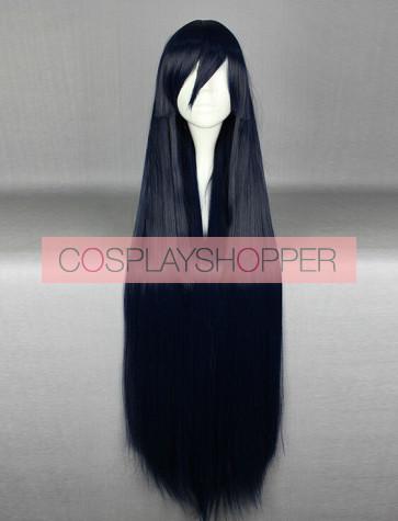 Blue 100cm Akame ga Kill! Akame Cosplay Wig