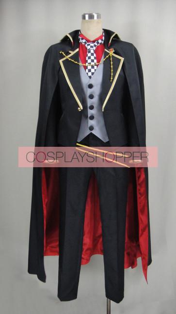 Ensemble Stars Brilliant Thief Wataru Hibiki Cosplay Costume