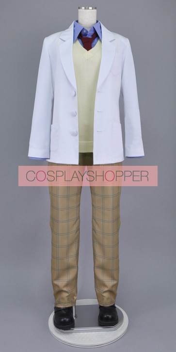 Haikyuu!! Toru Oikawa Aoba Jousai High School Uniform Cosplay Costume