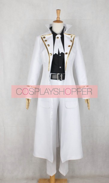 K: Return of Kings Yashiro Isana Cosplay Costume - Version 3