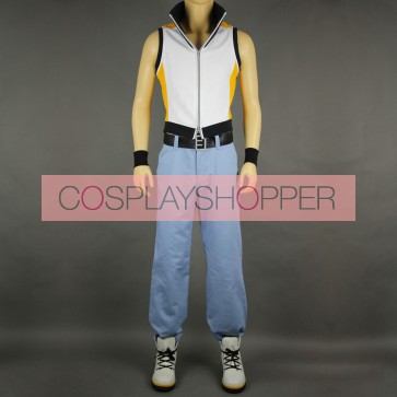 Kingdom Hearts 3D: Dream Drop Distance Riku Cosplay Costume