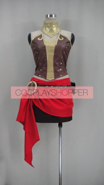 RWBY Pyrrha Nikos Cosplay Costume
