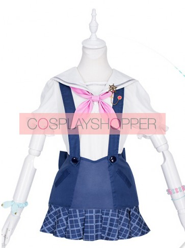 Love Live! Nico Yazawa Marine Ver. Sailor Suit Cosplay Costume