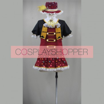 Love Live! UR Rin Hoshizora Valentine's Ver. Cosplay Costume