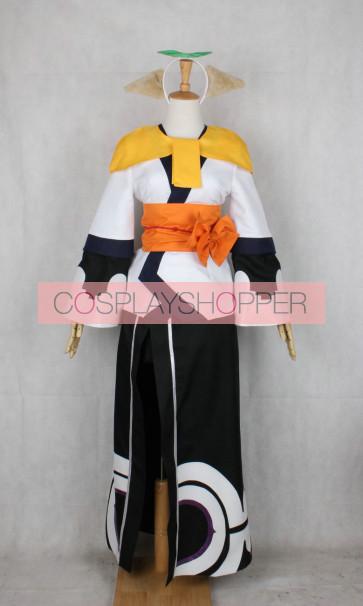 Utawarerumono: Itsuwari no Kamen Kuon Cosplay Costume