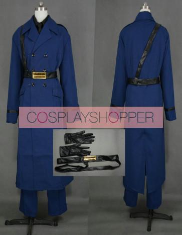 Hetalia: Axis Powers Sweden Cosplay Costume