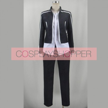 Fate/stay night Gilgamesh Cosplay Costume