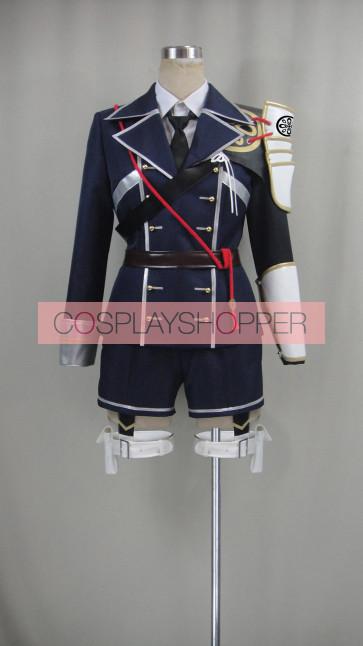 Touken Ranbu Shinano Toushirou Cosplay Costume