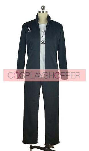Haikyuu!! Shoyo Hinata Karasuno High School Sports Uniform Cosplay Costume