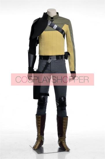 Star Wars Rebels Kanan Jarrus Cosplay Costume