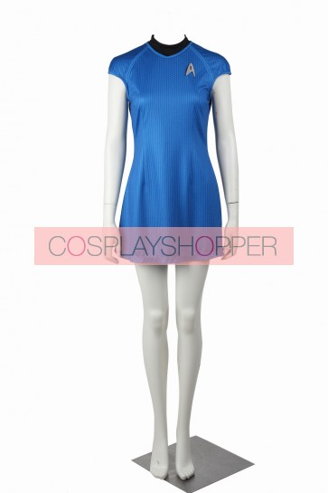 Star Trek Into Darkness Carol Marcus Cosplay Costume