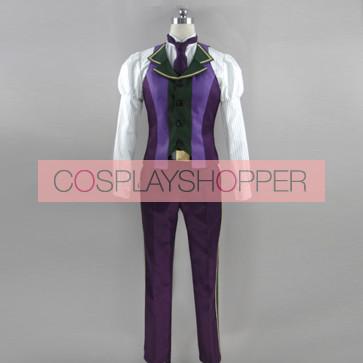 Fate/Grand Order Ritsuka Fujimaru Atlas Academy Uniform Cosplay Costume