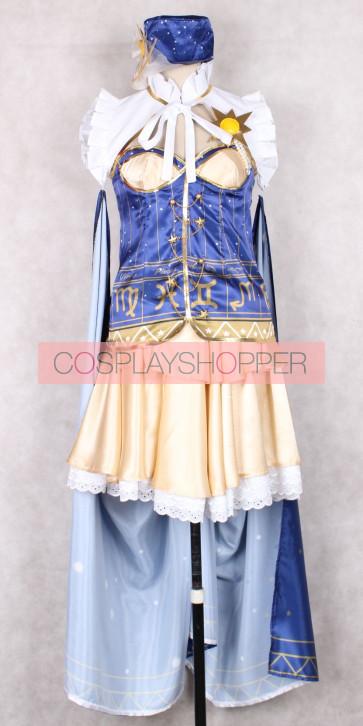 Love Live! SR Kotori Minami Blue Cosplay Dress
