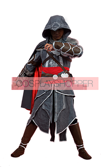 Assassin's Creed: Revelations Ezio Auditore da Firenze Cosplay Costume