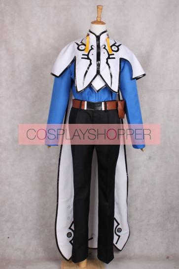 Tales of Zestiria Sorey Cosplay Costume