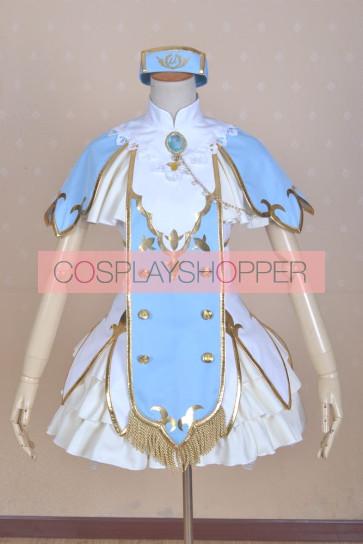 Love Live! SR Nico Yazawa Awaken Angel Cosplay Costume