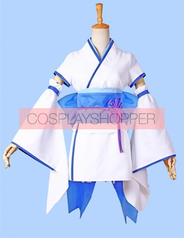 Re:ZERO -Starting Life in Another World- Rem Kimono Cosplay Costume