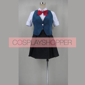 Classroom Crisis Iris Shirasaki Cosplay Costume