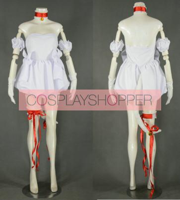 Tokyo Mew Mew Berry Shirayuki Cosplay Costume