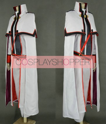 Re:Zero -Starting Life in Another World- Julius Euclius Cosplay Costume