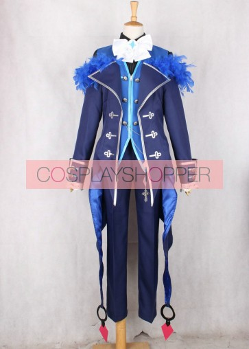 Elsword Ciel Cosplay Costume