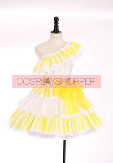 Love Live! Lily White Rin Hoshizora Cosplay Costume