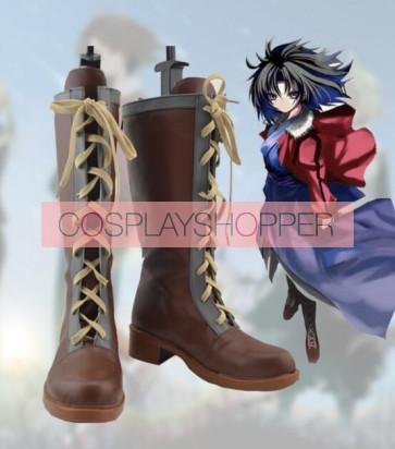 Kara no Kyoukai Shiki Ryogi Cosplay Boots
